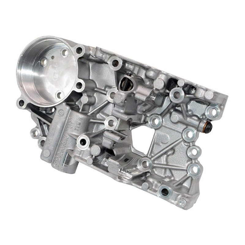 Épaissir 4.6Mm Oam Dq200 Dsg boîtier de l'accumulateur de Transmission plaque de corps de soupape pour Skoda 0Am325066Ac - 2
