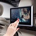 """10.1 """"портативный Автомобильный Подголовник Dvd-плеер 1024*600 Ultral Тонкий HD Цифровой Сенсорный Экран Монитора Автомобиля Видео Плеер SD Card USB MP4/MP3"""