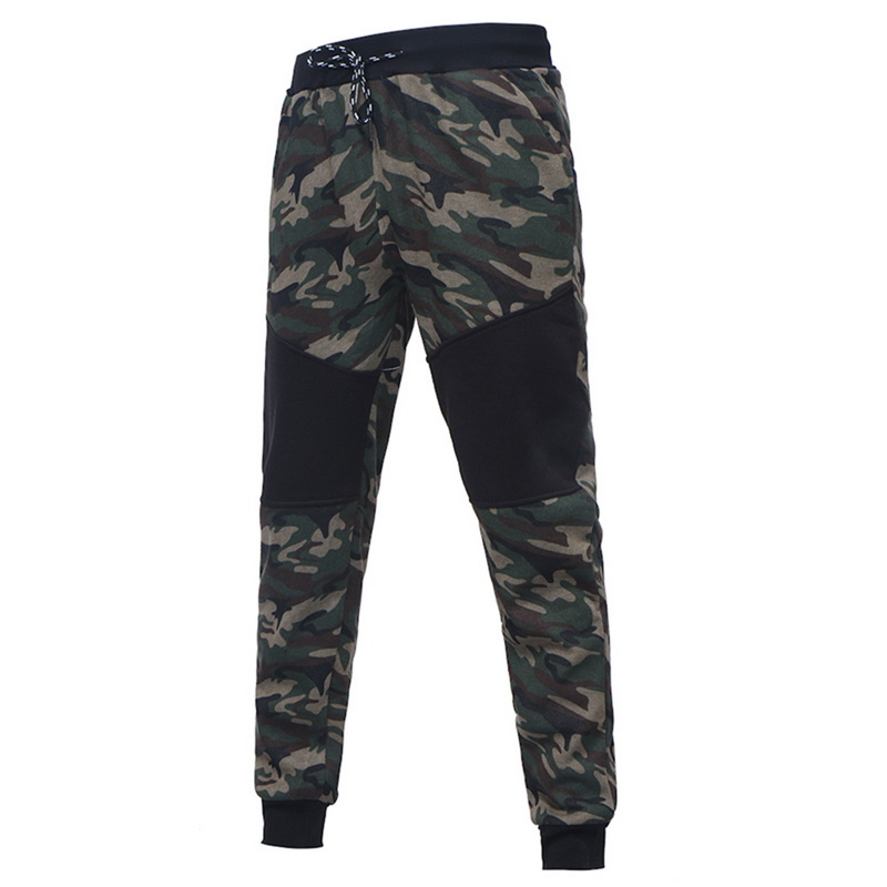 5f2221086ba Plus Size 3xl Men Running Set 2018 Camo Print Patchwork Sport Jacket  Jogging 2Pcs Tracksuit Sportwear Hoodies Sweatshirt Pants-in Running Sets  from Sports ...