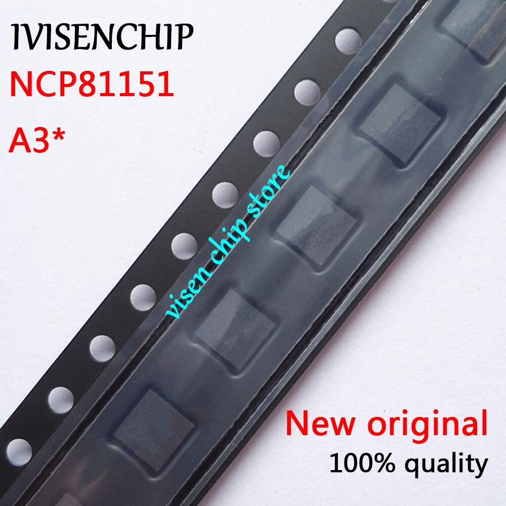 10 шт. NCP81151MNTBG NCP81151 (A3L A31 A3J A3. ..) QFN-8