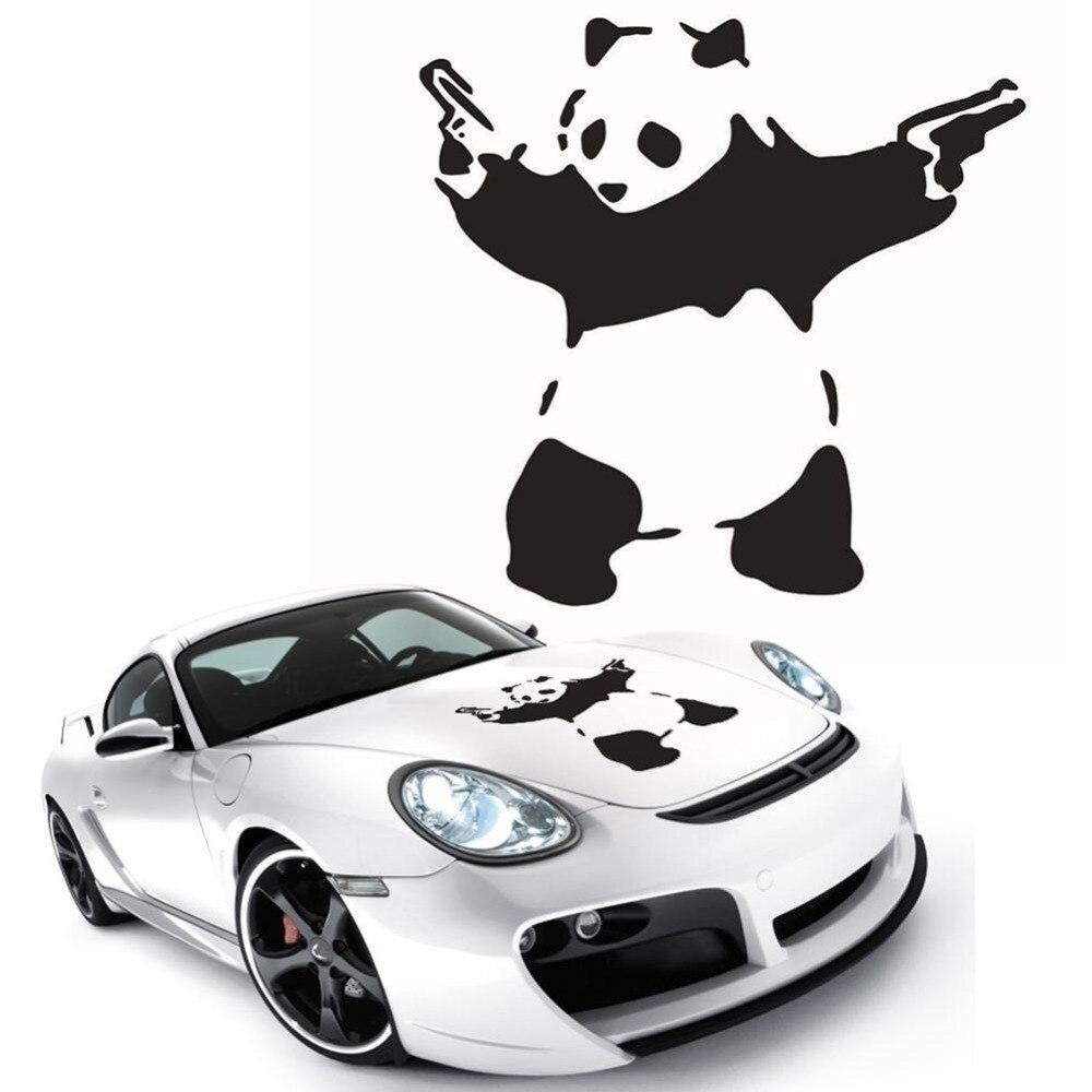 Popular Panda Car DecalBuy Cheap Panda Car Decal Lots From China - Spongebob car decals