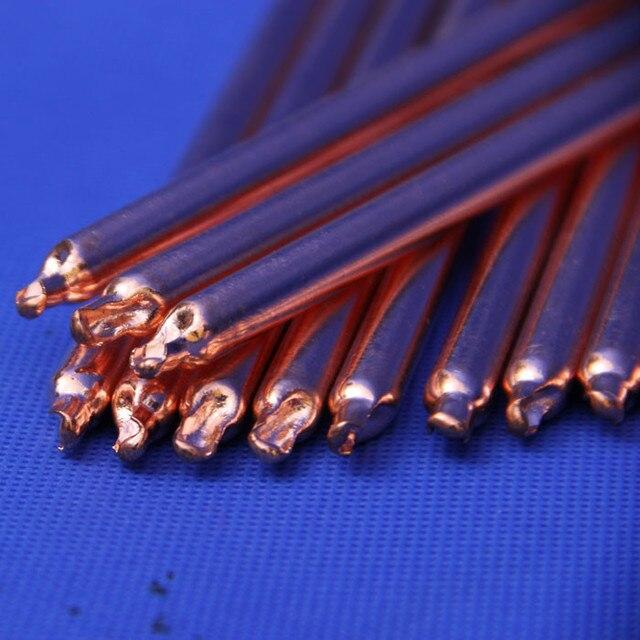 Диаметр 6x400 мм круглый Медь тепловая трубка радиатор охлаждения, ноутбук Процессор видеокарта DIY сплюснутой трубки Heatpipe, P/N: PIP-6-400COP