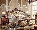 2015 new arrival luxury European latest bedroom furniture  MS107