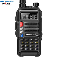 BAOFENG UV S9 8W High Power VHF/UHF136 174Mhz & 400 520Mhz Dual Band 10KM Long Range Thickenbattery Walkie Talkie CB Radio