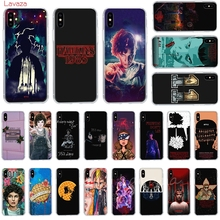 Lavaza Stranger Things tv Hard Phone Case for Apple iPhone 6 6s 7 8 Plus X 5 5S SE XS Max XR Cover