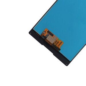 """Image 5 - 5.5 """"đối với Sony Xperia C3 d2533 d2502 với khung khung MÀN HÌNH LCD hiển thị với digitizer cảm ứng lắp ráp cảm biến + Miễn Phí Vận chuyển"""