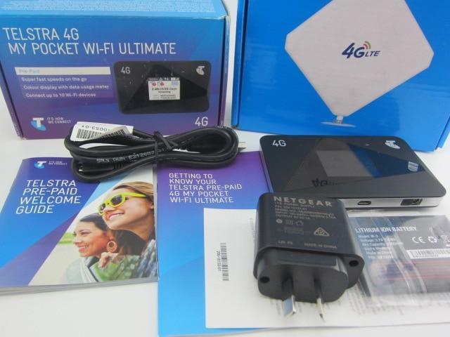 AirCard 785 S LTE Hotspot Mobile 4G FDD 700/900/1800/2100/2600 MHz routeur avec antenne 4g 35dbi TS9