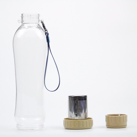 Leak-Proof Plastic Water Bottle Transparent Large Capacity Tumbler Drinking Water Bottle For Outdoor My Sports Bottles Juice Lahore