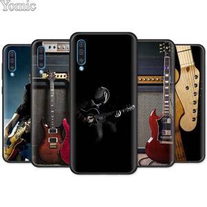 Черный мягкий чехол для Samsung Galaxy M11 M20 M21 M31 M40 M51 A50 A70 A40 A10 A20 A30s силиконовый чехол для телефона из ТПУ