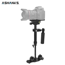 ASHANKS Fotografia S40 Steadycam S-40 + Plus 2kg 40cm Aluminum Handheld Stabilizer Steadicam DSLR Video Camera Photography