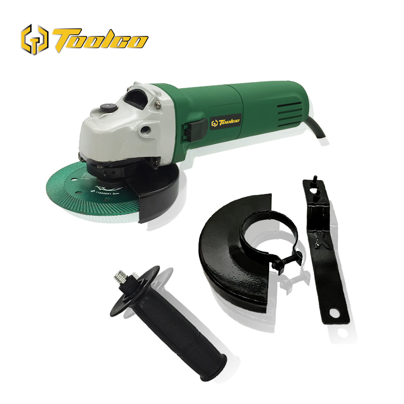 Toolgo 600W Power Tools Angle Grinder High Quality Portable Electric Angle Grinder Disc Diameter 100mmToolgo 600W Power Tools Angle Grinder High Quality Portable Electric Angle Grinder Disc Diameter 100mm