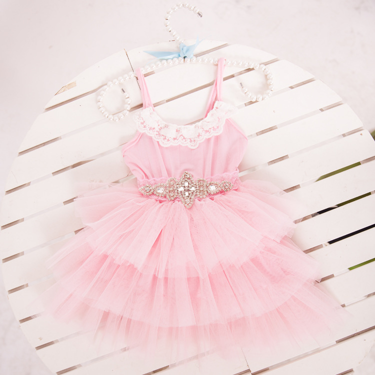 2017 Vestido Infantil New Real Minnie  Summer pink  Girls Dress Princess dress Children clothes set ready in stock corporate real estate management in tanzania
