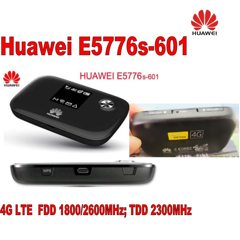Free Shipping Unlocked Huawei E5776s-601 150Mbps 4G LTE FDD Wireless Router Wifi Modem Mobile Hotspot Broadband zte mf910 mf910v 4g lte mobile wifi wireless pocket hotspot router modem unlocked