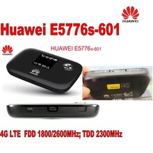 Free Shipping Unlocked Huawei E5776s 601 150Mbps 4G LTE FDD Wireless Router Wifi Modem Mobile Hotspot