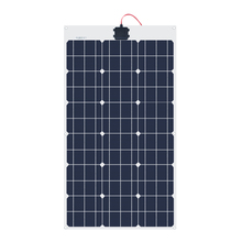 BOGUANG Solar Panel 70w Flexible placa solar panels charger 18V for 12V battery light home car yacht  size 905 * 500MM
