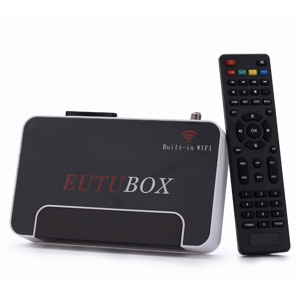 Eutubox A7 Dvb S2 Digital Satellite Receiver Box Built In Wifi Tv Board Gt Led Circuit Boardtv Support Hdmiusb