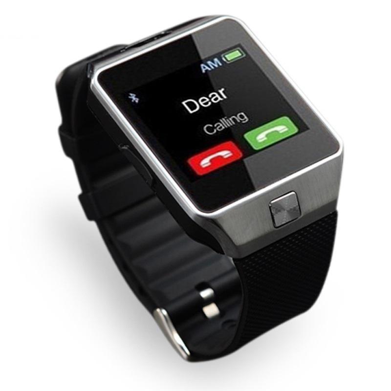 2019 Nuovo Stile Sport Bluetooth Orologi Smart Uomo Smartwatch Per Android Del Telefono Sveglia Di Sostegno Più App Facebook Whatsapp Sd Sim Con La Macchina Fotografica