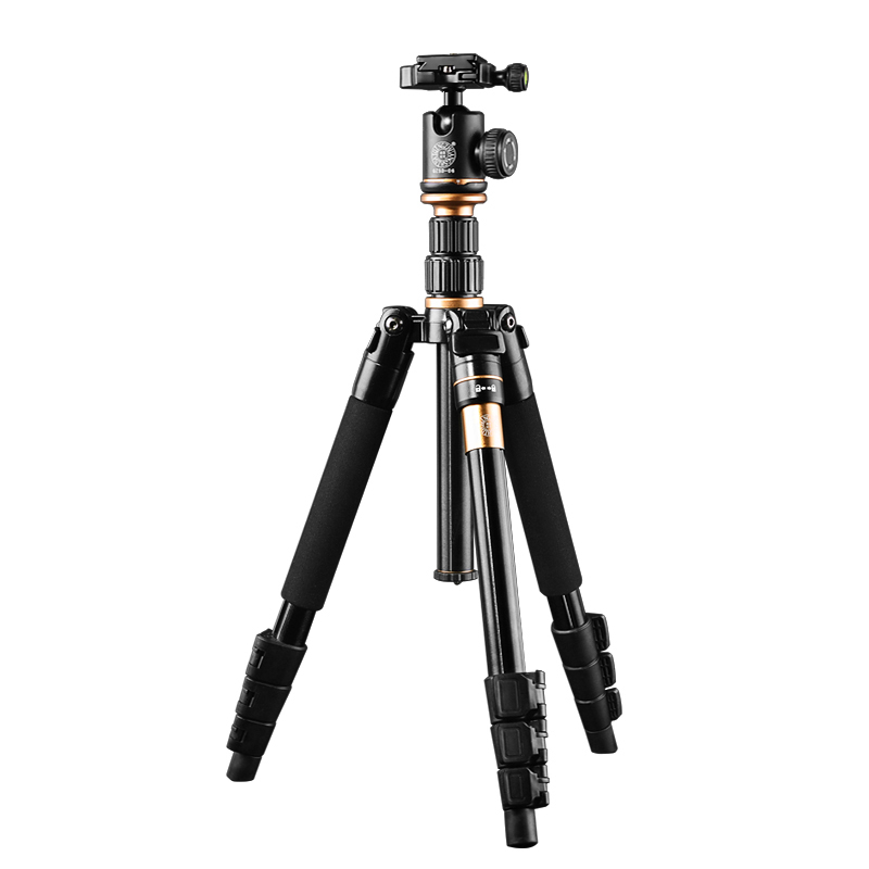 Qingzhuangshidai Q570 Portable Tripod Professional Camera Tripod Monopods For SLR Camera Tripod Head Monopod Changeable qzsd q570 portable tripod professional camera tripod monopods for slr camera tripod head monopod changeable for slr dslr camera