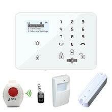 systemem system kontrolowane alarmowy