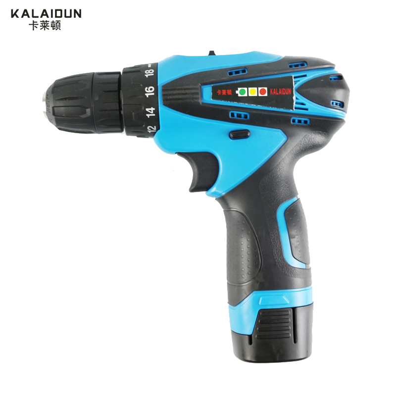 16.8V Mobile Electric Drill Power Tools Electric Screwdriver Lithium Battery Cordless Drill Mini Drill Hand Tools wosai 20v cordless electric hand drill lithium battery electric drill cordless 2 speed drill electric screwdriver power tools