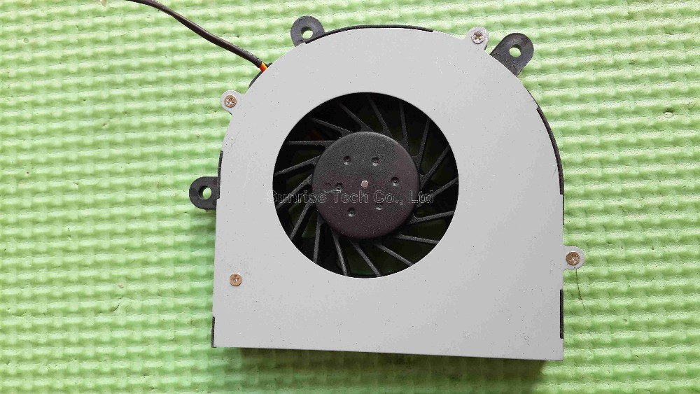 FOR HASEE K780G K780 laptop fan cooler-in Fans & Cooling