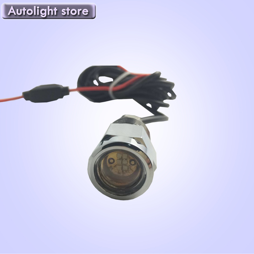 Discount price!! RED WHITE BLUE LED BOAT DRAIN PLUG LIGHT 750LM LUMENS HIGH BRIGHT UNDERWATER LED FISHING LIGHT