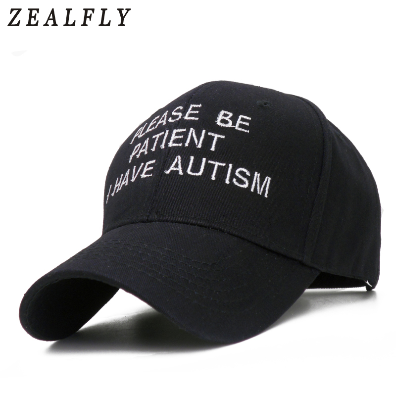 Please Be Patient I Have Embroidered Letter Men'S   Cap   Women   Baseball     Cap   For Men Snapback Hat Casual Casquette Dad Hats