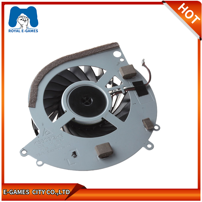 Replacement Internal Cooling Fan For PS4 CUH-1000 1100 1200 Parts (23blades)
