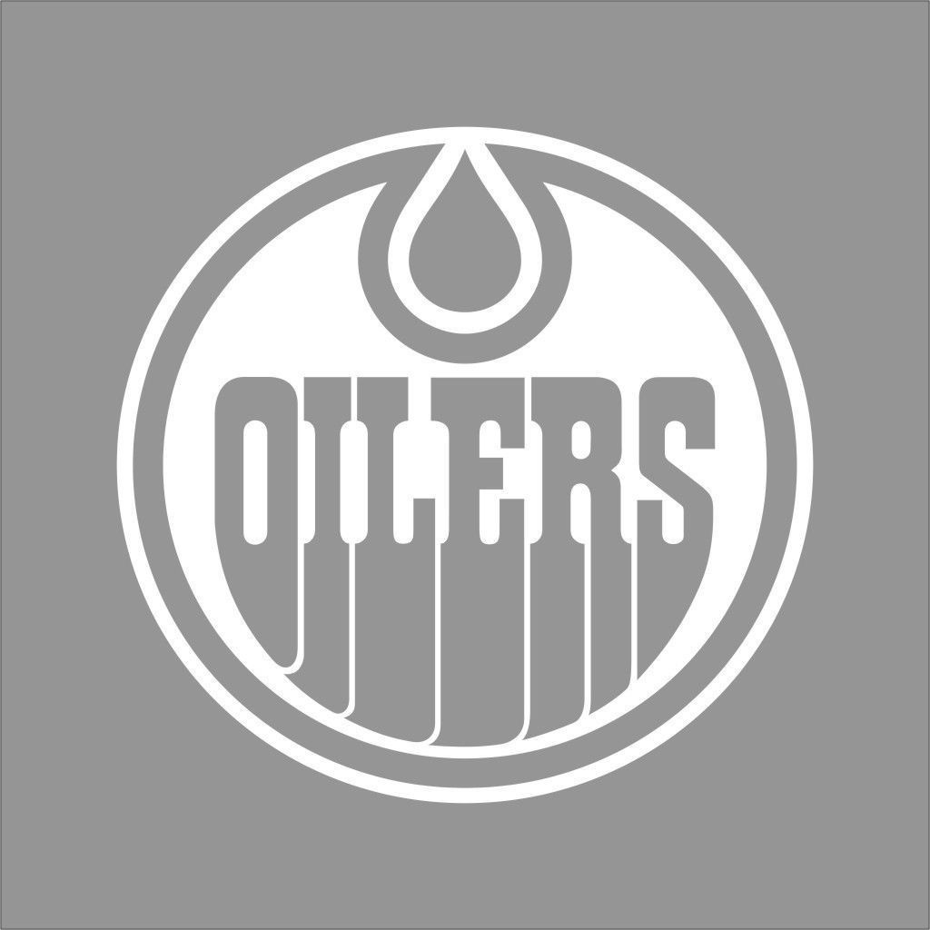 Car Styling For Edmonton Oilers NHL Team Logo Color Vinyl Decal - Custom vinyl decals edmonton