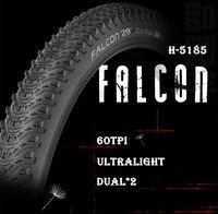 Bike Tires Ultralight Falcon Xc Foldable Mountain Tyre Bicycle Mtb 26/29/27.5*1.95 Neumaticos Bicicleta Cycling Parts