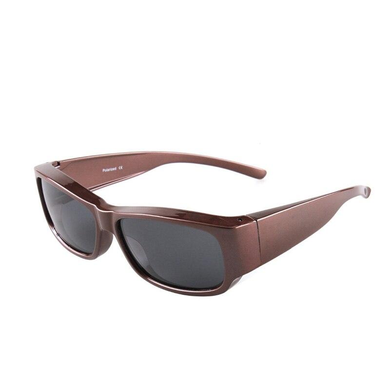 Fit over Myopia okvir za polarizirane sunčane naočale za vožnju u - Biciklizam - Foto 5
