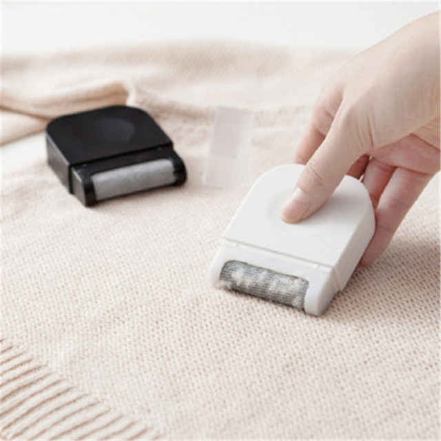 HOT mini Lint Remover Hair Ball Trimmer Fuzz Pellet Cut Machine portable Epilator Sweater Clothes Shaver Laundry Cleaning Tools