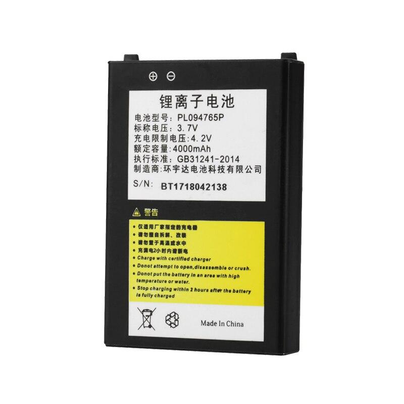 Freeshipping Bateria para PDA Pos terminal dispositivos Data collector bateria 4000 mah/4200 mah/4800 mah
