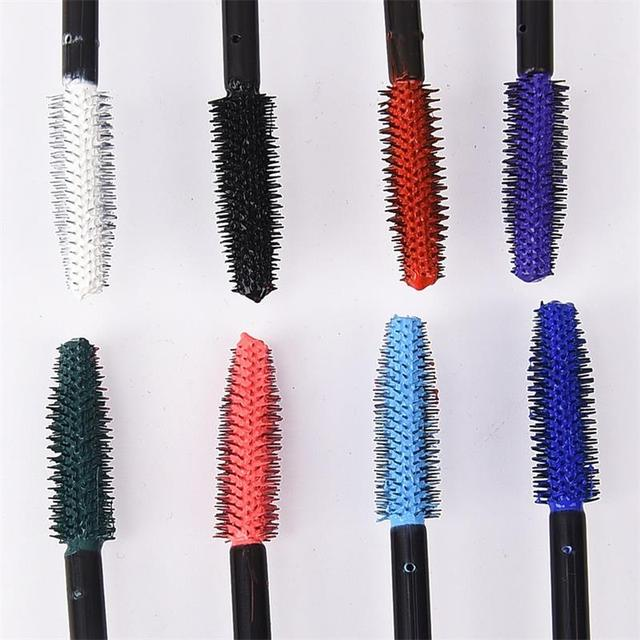 4D Fiber Mascara Long Black Lash Eyelash Extension Waterproof Lengthening Mascara For Eyes professional Makeup Tool 3