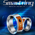 David Kabel 2017 Smart Rings Magic Wear NFC Ring 316L Stainless steel Finger Digital Ring For Android Ios Windows System Phone