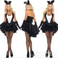 Bunny Girl Rabbit Costumes Sexy Halloween Costume for womenClubwear Party Wear Women  Plus Size Adult AnimalCosplay Fancy Dress