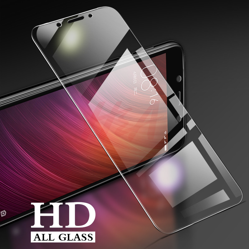 Image 5 - H&A 3Pcs Protective Glass for Xiaomi Redmi Note 4 Note 4x Screen Protector 9H 2.5D Tempered Glass Note 4 Global Version-in Phone Screen Protectors from Cellphones & Telecommunications