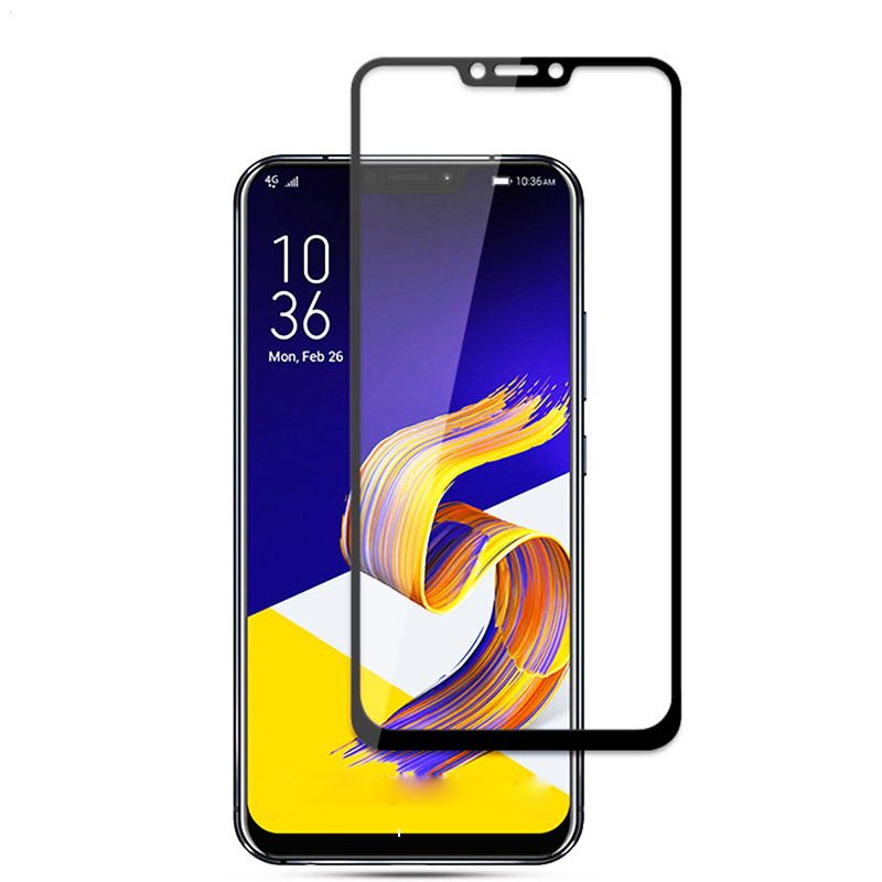 9H Screen Protector Glass for <font><b>ASUS</b></font> <font><b>Zenfone</b></font> Max Pro M1 ZB602KL ZB555KL 5 5Z Live L1 ZA550KL <font><b>ZE620KL</b></font> ZS620KL Protective Glass image