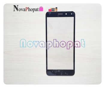 Novaphopat Black sensor Touchscreen For BQ BQ-5011G BQ 5011G Fox View / BQ-5015L 5015L First Touch Screen Digitizer 10pcs/lot