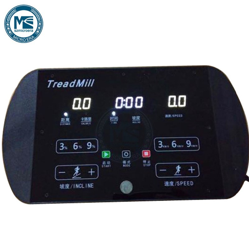 NEW version universal motor controller speed control set for many treadmill with LED display for 1.0 4.0HP dc motor-in AC/DC Adapters from Consumer Electronics    3