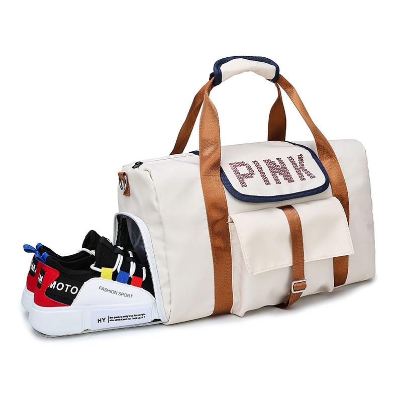 Fitness Gym Sport Bags Men And Women Waterproof Yoga Bag Outdoor Travel Camping Multi-function Sac De Yoga Sports Handbag