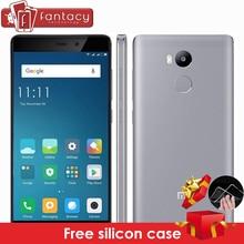 "Original Xiaomi Redmi 4 Pro primer 3G RAM 32G Móvil teléfono 4100 mAh Snapdragon 625 Octa Core FDD LTE 4G 5 ""1920x1080 P MIUI 8.1 OTA"