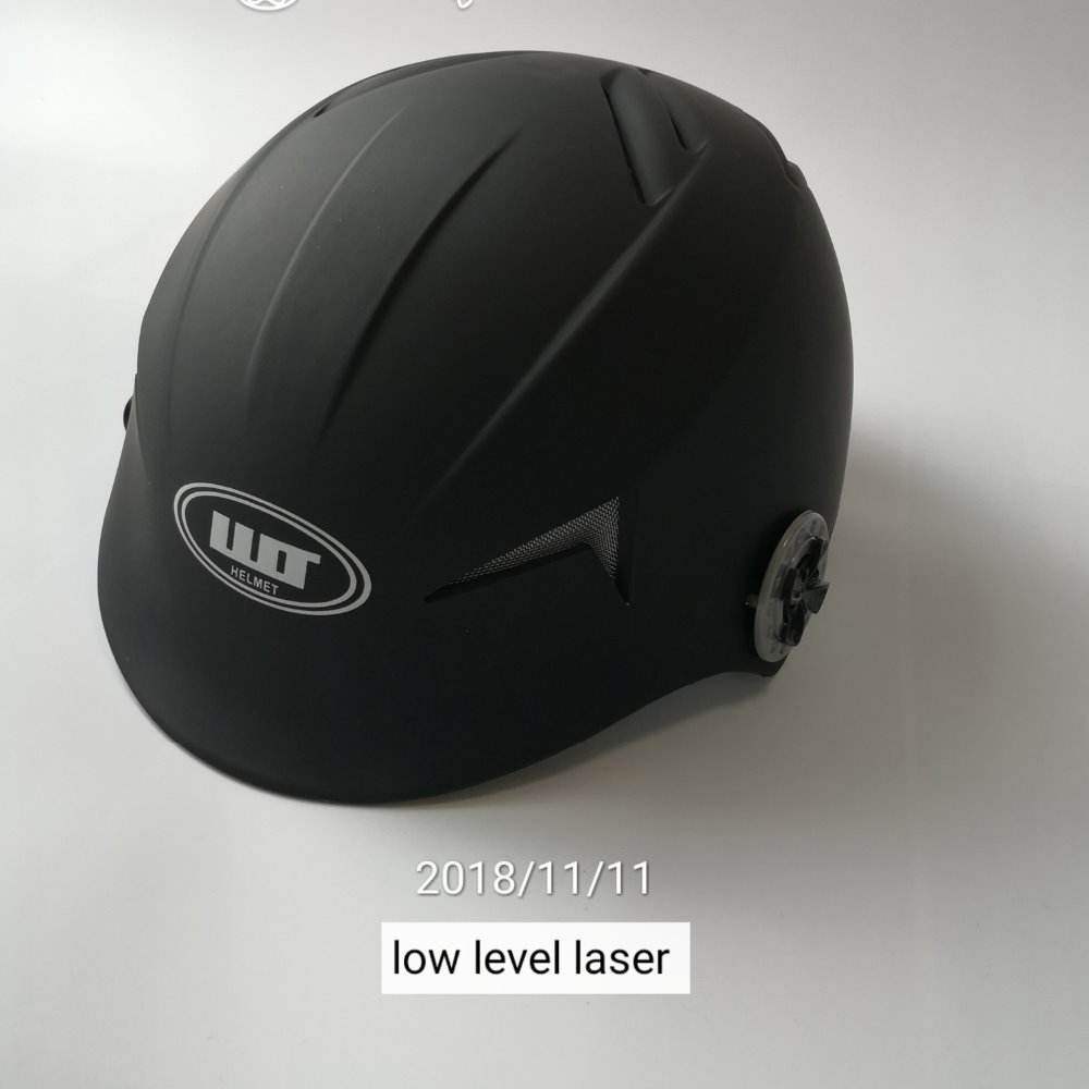 68 soft lasers scalp exerciser cap helmet glasses timer for sale