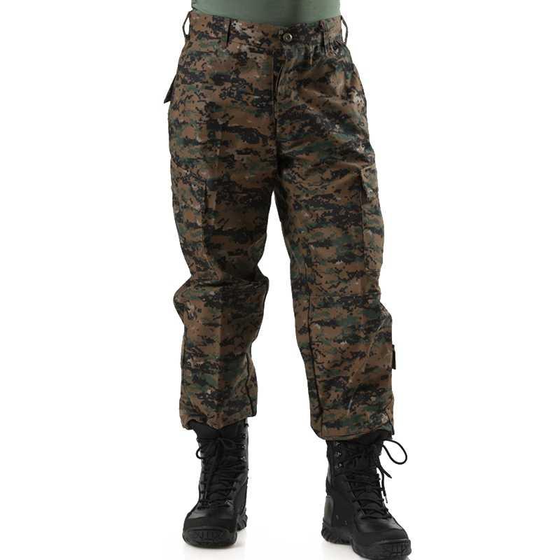 Мужские тактические брюки легкие камуфляжные штурмовые Карго Мульти-Карманный военный тактический для джунглей цифровые камуфляжные брюки