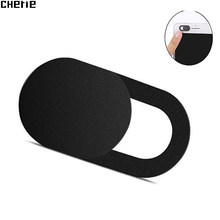 Cherie Webcam Cover Ultra Thin Web Phone Camera lens for Computer Smartphone iPad Slider Camera Blocker Protect Privacy Sliding(China)
