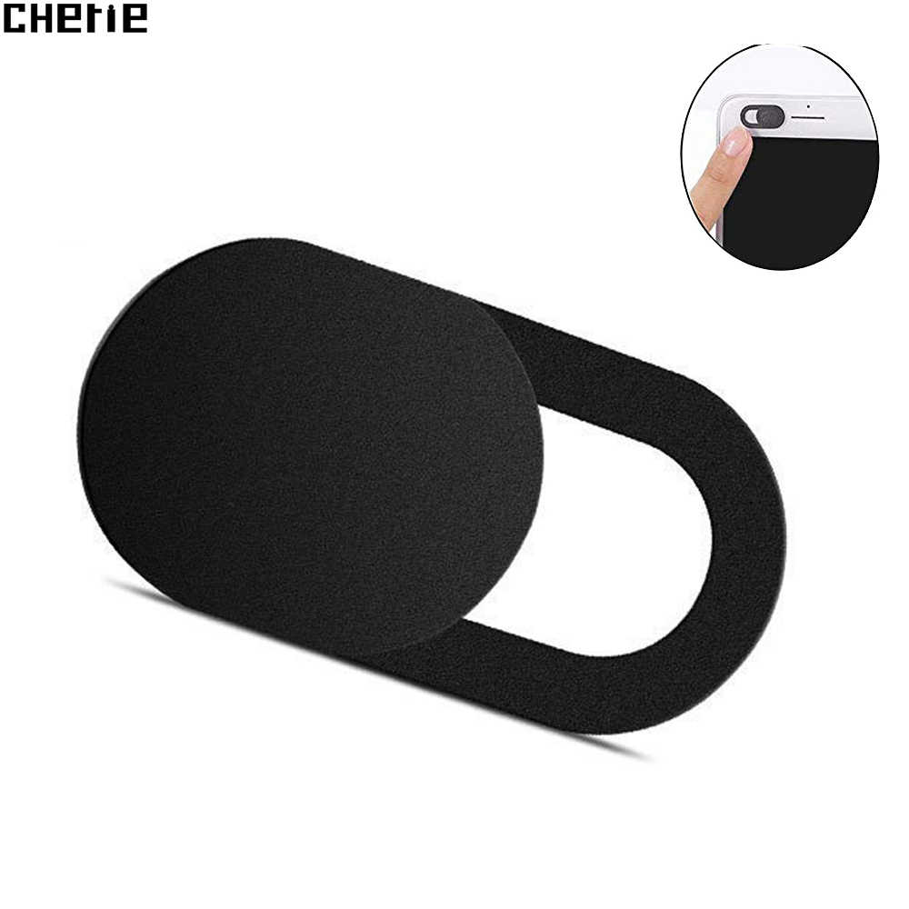 Cherie Webcam Cover Ultra Thin Web Phone Camera lens for Computer Smartphone iPad Slider Camera Blocker Protect Privacy Sliding