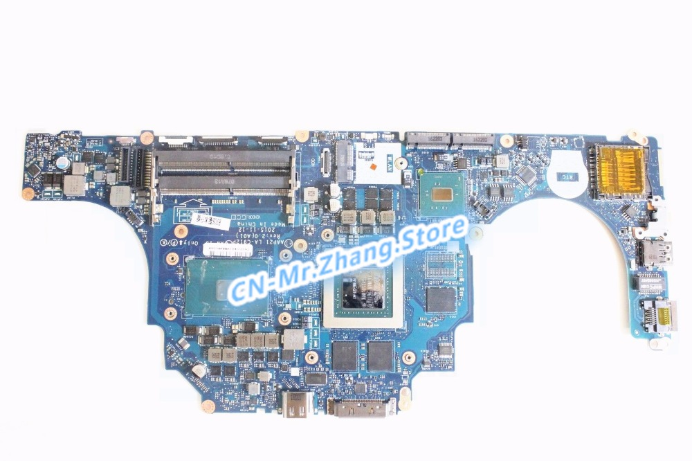 Worldwide delivery dell alienware 17 r3 motherboard in