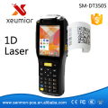 Industrial pda Android Mobile Terminal with Thermal printer Handheld Data Terminal with 1d laser sensor