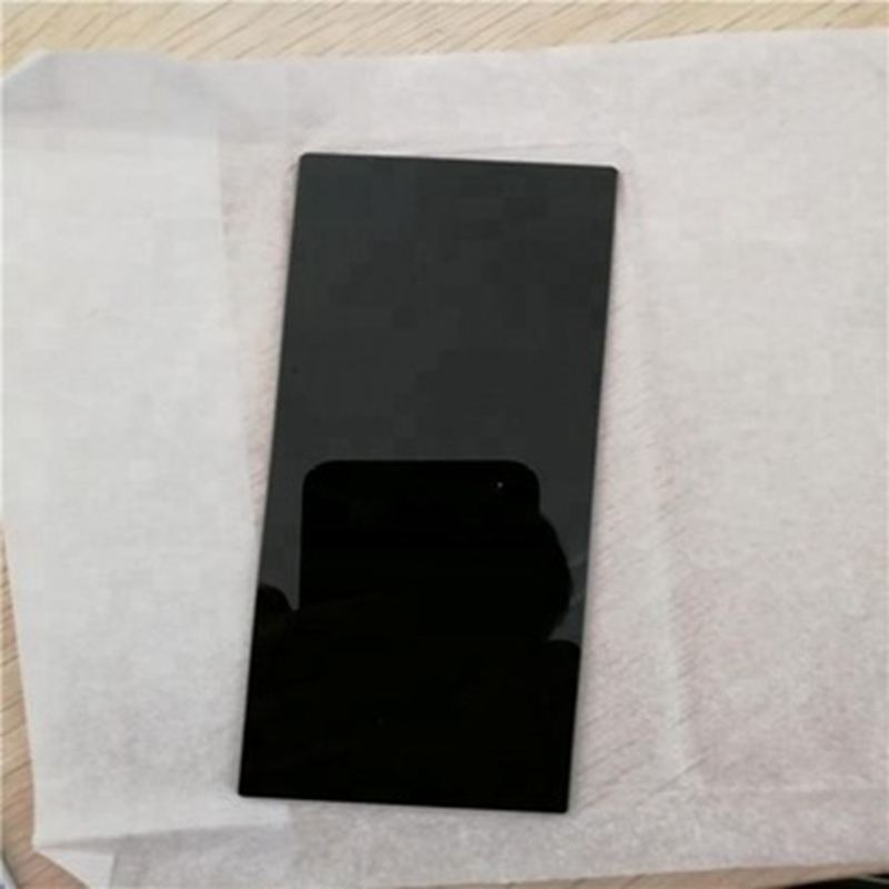 50x150mm 365nm UV pass filter glass