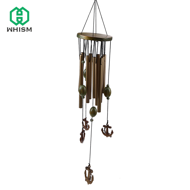 Wind Chime Feng Shui Decorative Bell Lucky Hanging Yard Garden Home Room Decor